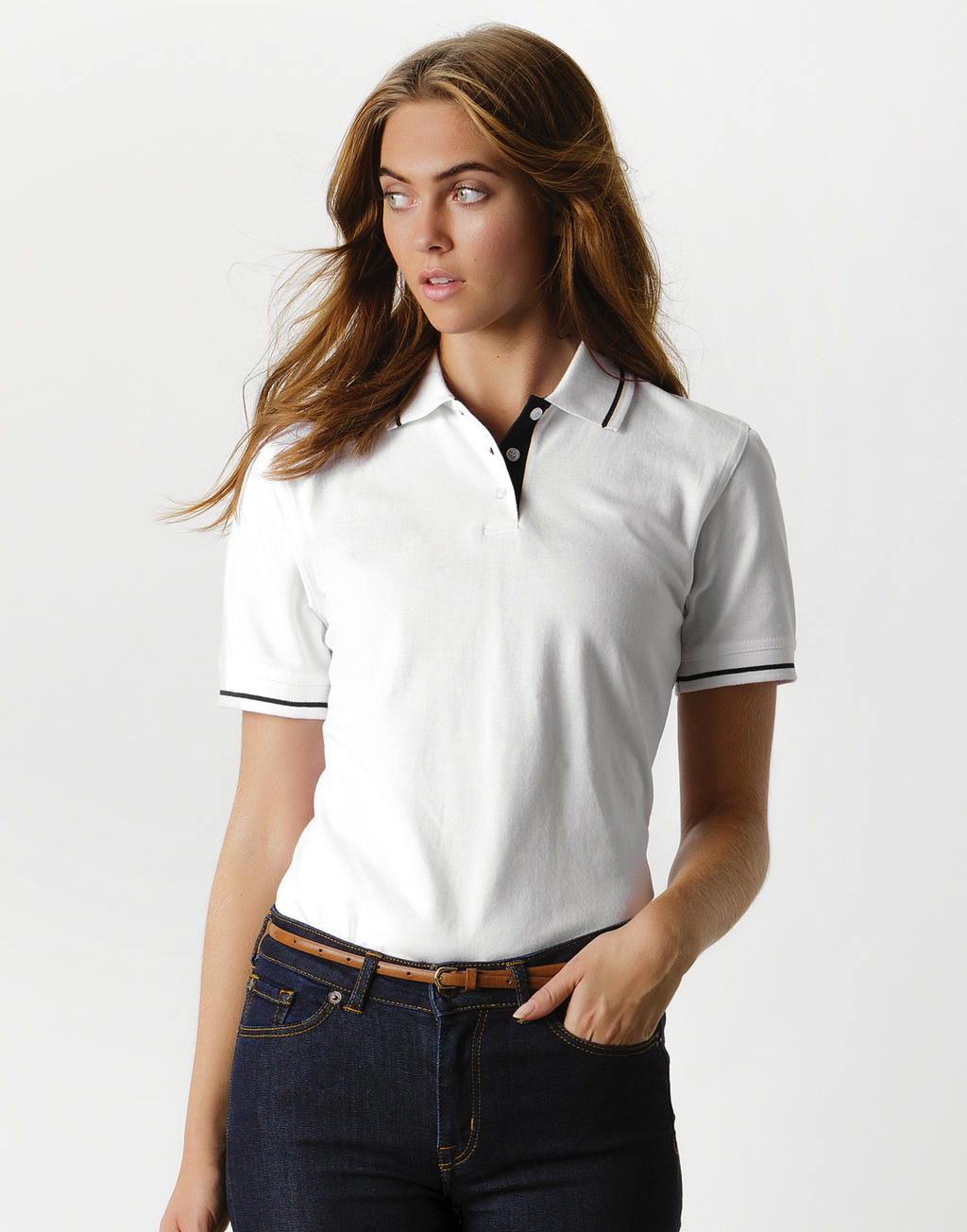 Damskie Polo Classic Fit St. Mellion